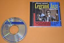 Michel LEGRAND-Alpha plus/philips 1987/rare Japon version