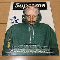 Supreme Book Vol. 4 magazine catalog sticker Japan