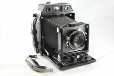 Exc++ Topcon Horseman 985 Rangefinder Camera w/TOPCOR 75mm F5.6 from Japan #1402
