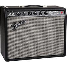 Fender 65 Princeton Reverb 15W 1x10 Tube Guitar Combo Amp Black LN
