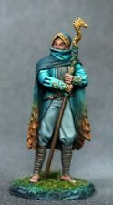 DARK SWORD MINIATURES - DSM7638 Male Druid w/Staff