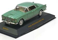FACEL VEGA EXCELLENCE 1960 LIGHT GREEN METAL IXO MUS051 1/43 VERT CLAIR METALLIC