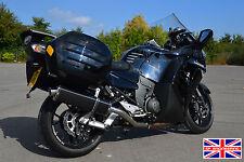 Kawasaki GTR1400 07-16 SP Engineering Carbon Fibre Tri-Oval Big Bore XL Exhaust