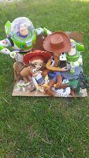 Toy Story Interactive Buzz, Jessie, Woody, Buzz, Rex, Small Bulls Eye Bundle TOYS
