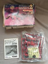 vintage 90's ZOIDS 2 RED WING by Tomy UNASSEMBLED very RARE !!!