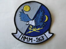 PATCH US NAVY  Marine Medium Helicopter Squadron-263 HMM-263 / MARINE USA