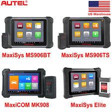 Autel MS906BT MS906TS MK908 Elite OBD2 Auto Diagnostic Tool Code Readers US
