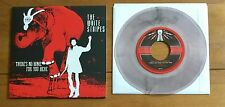 """The White Stripes - There's No Home For You Here   7"""" Clear And Black Vinyl"""