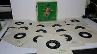 16- Bing Crosby Vintage DECCA Records 45 RPM #44 Various Singers