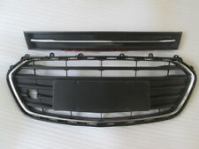 Front Upper+Lower Grille Grill Orignal Style Fit For Chevrolet Trax 2017