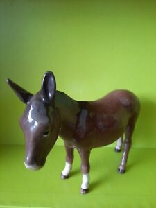 Beswick G1364 Donkey, Perfect condition.
