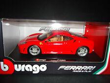 Bburago Ferrari F430 Red 1/24