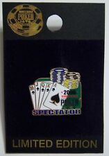 WSOP 2006 World Series of Poker Collector Pin - Spectator