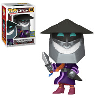 SCARAMOUCHE SDCC 2020 CONVENTION EXCLUSIVE FUNKO POP SAMURAI JACK 836 PRE ORDER