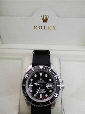 AUTHENTIC ROLEX SUBMARINER Mens Stainless Steel WATCH~