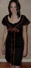 San Francisco Giants Ladies Jersey Dress Small MLB NWT Womens Sexy