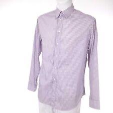 ARMANI klassische Herrenhemden mit Button-Down-Kragen