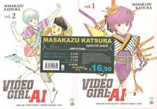 MASAKAZU KATSURA SPECIAL PACK - VIDEO GIRL AI - M - STAR COMICS - SIGILLATO!