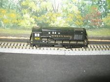 MINITRIX N SCALE #51 2003 00  SWITCHER PENNSYLVANIA RAILROAD #8219