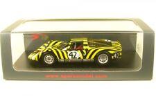 Porsche 906 no.42 12H SEBRING 1967 ( J.Cannon - E. hugus )
