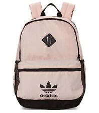 New Adidas Icey Pink & Black Originals Base Backpack Trefoil with Laptop Sleeve