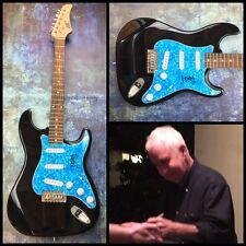 GFA Dead Kennedys Guitarist * KLAUS FLOURIDE * Signed Electric Guitar AD2 COA