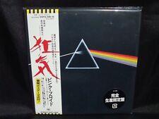 PINK FLOYD The Dark Side Of The Moon JAPAN Mini LP CD 1973 8th SICP-5409 2017 8
