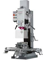 Optimum Opti BF46 Vario Mill 2.2kW Brushless DSP variable Speed 3 Axis Ballscrew