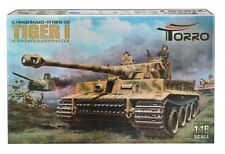 Torro RC fähiger Bausatz Tiger I. 1:16 ca. 80% Metall