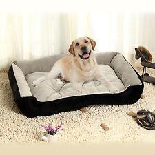 Waterproof Extra Large Puppy Pet Bed Bedding Sofa Basket f/ Dog Cat XL 90*70CM