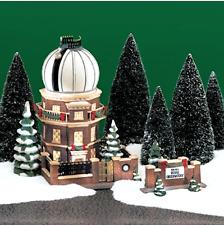 Dept 56 Dickens Village- The Old Royal Observatory 58453 Historical Landmark New