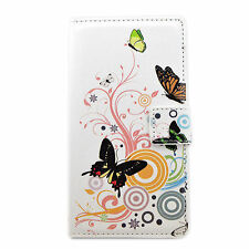Wallet Design Flip Leather Holster Cover Case For Samsung Galaxy S3 S4 S5 Moto E