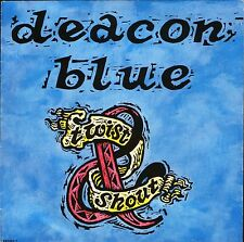"DEACON BLUE twist and shout/good 657302 7 columbia 1991 7"" PS EX/EX"