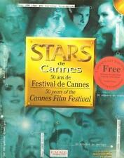 Stars Of Cannes: 50 Years Of Film Festival PC CD E.M.M.E awards video FRENCH Ed.