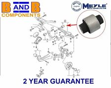 SEAT LEON TOLEDO ALTEA REAR SUSPENSION LOWER ARM BUSH MOUNT INNER MEYLE C765
