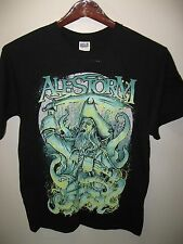 Alestorm Heavy Metal Rock Pirate Music Scotland Band Concert Tour 2012 T Shirt M