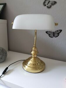 Bankerlampe, Leselampe gebraucht