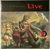Live - Throwing Copper [25th Anniversary Edition] LP Vinyl Record Album