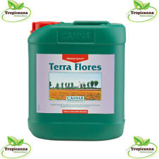 Canna Terra Flores 5L Bloom Plant Nutrient For Growing In Soil