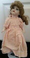Gorgeous Vintage Antique Armand Marseille Bisque Doll 390n. 246 Drgm Original