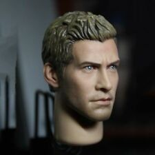 """VHMC 1/6 A-02 Jake Gyllenhaal Male Head Carving W/Neck Fit 12"""" Hot Figure Toys"""
