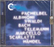 CD 1087 PACHELBEL ALBIONI VIVALDI BACH TELEMANN MARCELLO SCARLATTI HANDEL