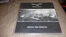 "Dark Fury After the Battle VINYL 7"" EP ohtar gontyna kry graveland"