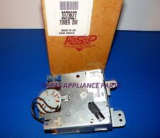 NEW GENUINE OEM WHIRLPOOL KENMORE 3373627 DISHWASHER TIMER ASSEMBLY