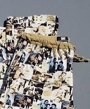*Rare* Andy Griffith Show photo collage print 100% cotton lounge pant Sz L