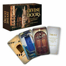 Divine Doors Mini Oracle Deck NEW 40 Cards in Magnetic Box (2019)