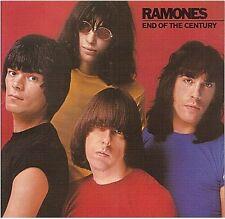 THE RAMONES end of the century CD ALBUM remasterisé ROCK N ROLL HIGH SCHOOL