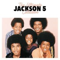 THE JACKSON 5 - THE ULTIMATE COLLECTION  2 CD NEW+
