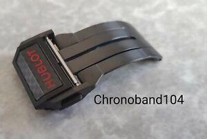 Genuine OEM Hublot Big Bang 22mm Titanium/PVD Deployment Clasp - UNUSED