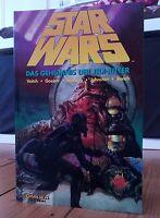 Auswahl aus 6 Star Wars Carlsen Comics: 2,3,6,9,12,13/X Wing,Jedi Ritter....